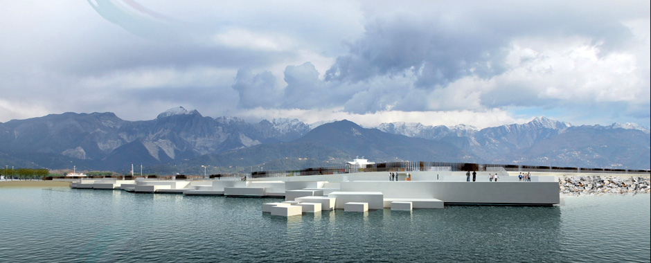 Waterfront - Marina di Carrara (MS)